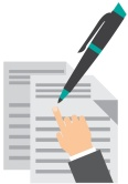 Document Icon Flat